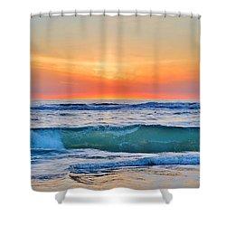March Sunrise 3/6/17 Shower Curtain