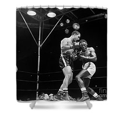 Marciano & Charles, 1954 Shower Curtain by Granger