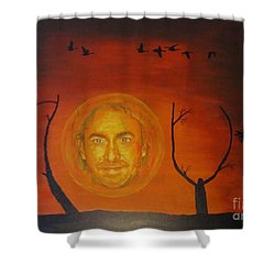 Marco Borsato Shower Curtain