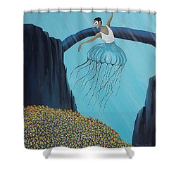 Mare Ballerina Shower Curtain
