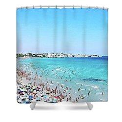 #mare #instadaily #instagood #sea Shower Curtain
