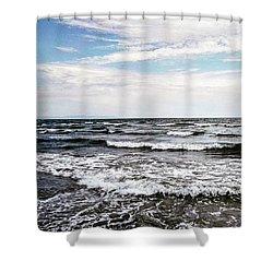 Mare Nostrum Shower Curtain