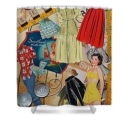 Margie Shower Curtain