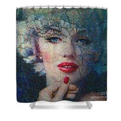 Marilyn Monroe 132 A Shower Curtain