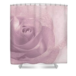 Marilyn's Dream Rose Shower Curtain