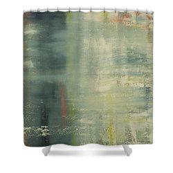 Venetian Lagoon Shower Curtain