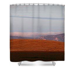Marine Layer Shower Curtain