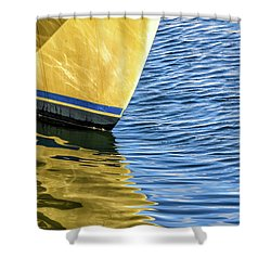 Maritime Reflections Shower Curtain