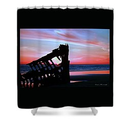 Mariners Sky 20 Shower Curtain