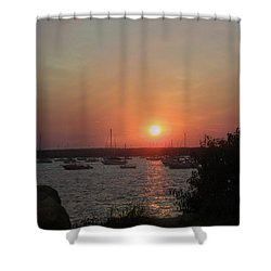 Marion Massachusetts Bay Shower Curtain