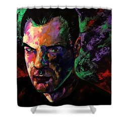 Mark Webster Artist Shower Curtain