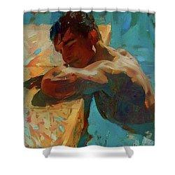 Marko Shower Curtain