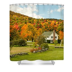 Shower Curtain featuring the photograph Marlboro Madness by Paul Miller