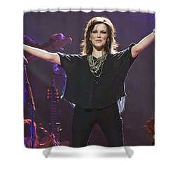 Martina Mcbride Shower Curtain