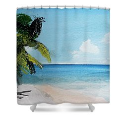 Martinique Shower Curtain