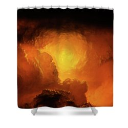 Marvelous Clouds Shower Curtain
