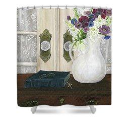Marvelous Grace Shower Curtain