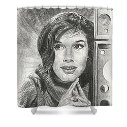 Mary Tyler Moore Shower Curtain