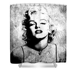 Marilyn Monroe - 04a Shower Curtain