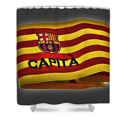 Shower Curtain featuring the photograph Mas Que Un Capitan ... by Juergen Weiss