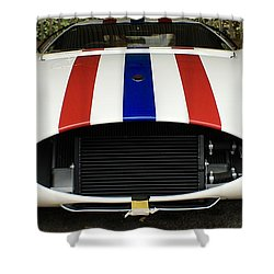Maserati Tipo 151/3 Shower Curtain