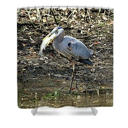 Massive Meal Shower Curtain by Al Powell Photography USA