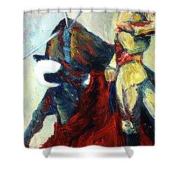 Matador Shower Curtain