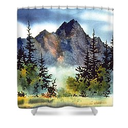 Matanuska Shower Curtain