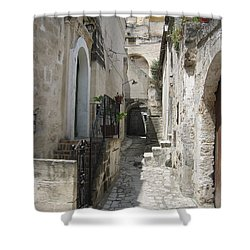 Matera Stroll Shower Curtain