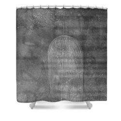 Materialism  Shower Curtain