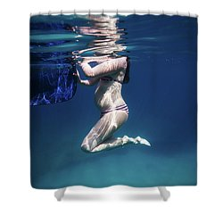Maternity I Shower Curtain