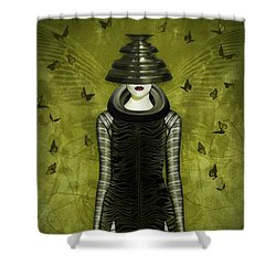 Matriarch Shower Curtain