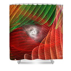 Matrix Shower Curtain