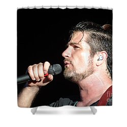 Matt Nathanson Shower Curtain