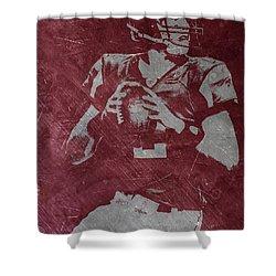 Matt Ryan Atlanta Falcons Shower Curtain
