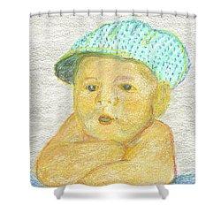 Matthew Jack Shower Curtain