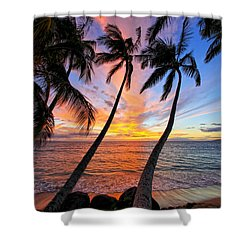 Maui Magic Shower Curtain
