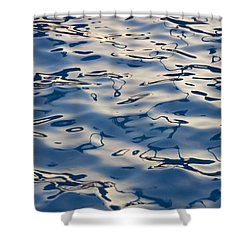 Maui Ocean Ripples II Shower Curtain by Ron Dahlquist - Printscapes