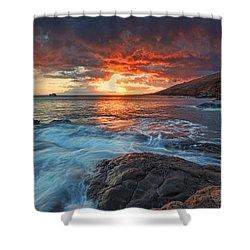 Maui Skies Shower Curtain