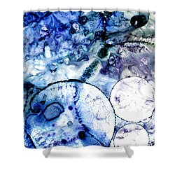 Mawkish Shower Curtain