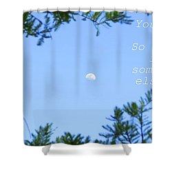 Maximize Shower Curtain