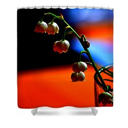 Shower Curtain featuring the photograph May Flowers by Susanne Van Hulst