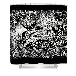 May I Have This Dance Shower Curtain