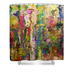 May Reflections Shower Curtain