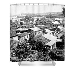 Mayaguez - Puerto Rico - C 1900 Shower Curtain
