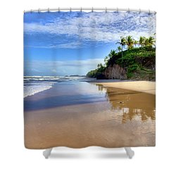 Mayaro Beach Trinidad Shower Curtain