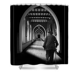 Maynooth Hall, Ireland Shower Curtain