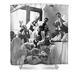 Mayo Clinic, 1913 Shower Curtain by Granger