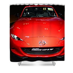 Mazda Mx5 Shower Curtain
