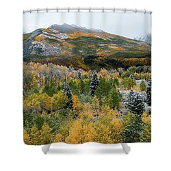 Mcclure Pass - 9606 Shower Curtain